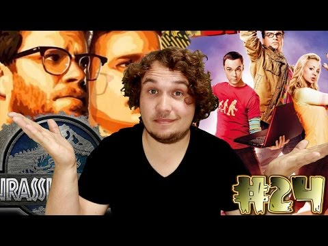 FILMNEWS #24 | The Big Bang Theory mit Vertragsproblemen - Nordkorea macht Ernst wegen Rogen Film