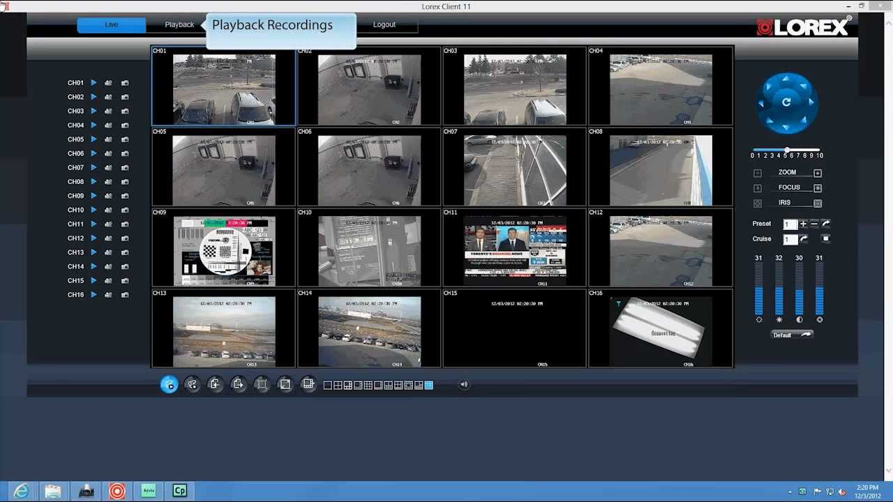 Cctv Software for Windows - Free downloads and reviews