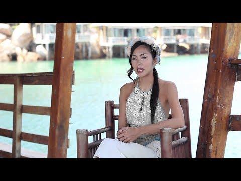 Hậu trường phim: Tăng Thanh Hà & Phạm Anh Khoa tập võ.