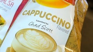 [Taste Test: Lay's Cappuccino Potato Chips] Video