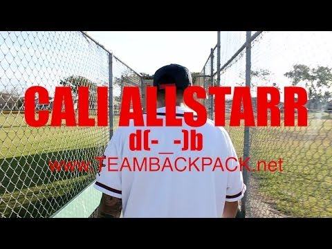 Cali AllStarr | d(-_-)b Team BackPack 2014