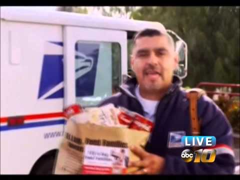 Letter carriers to collect non-perishable food Saturday