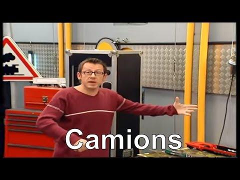 Le ferroutage est-il une bonne solution ? - C'est pas sorcier