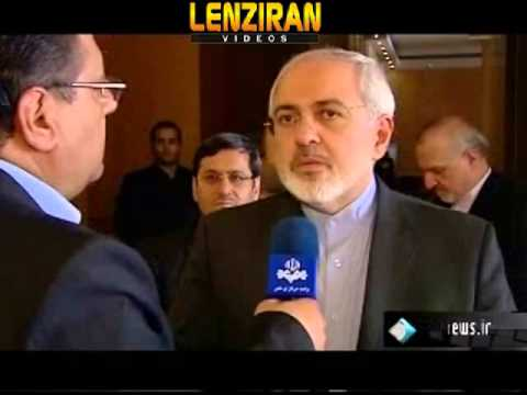 Foreign minister Zarif and speaker Ali Larijani react to EU human right resolution