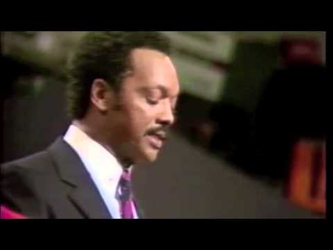 (1 of 5) Jesse Jackson 1984 Democratic National Convention Keynote Address