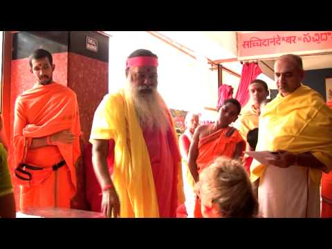 Sri Swamiji and Puttu Gam