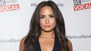 Demi Lovato Fans Think She Leaked THIS Snippet Of Her Second Single