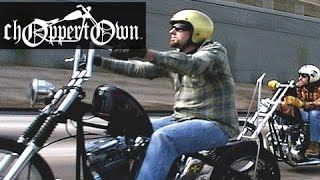 Choppertown: The Sinners A Custom Motorcycle Movie