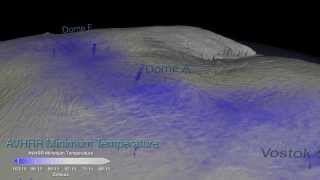 NASA The Coldest Place In The World