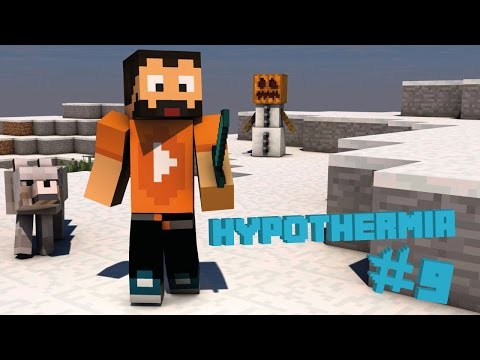 Minecraft Hypothermia - Nether - Bölüm 9