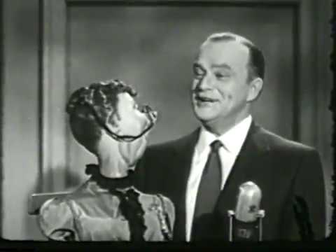 Do You Trust Your Wife from July 24 1956 starring Bergen McCarthy (video)