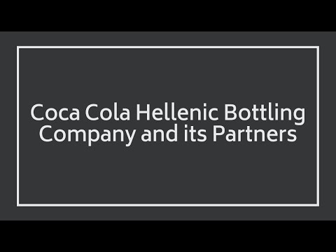 Coca Cola Hellenic Bottling Company and its Partners