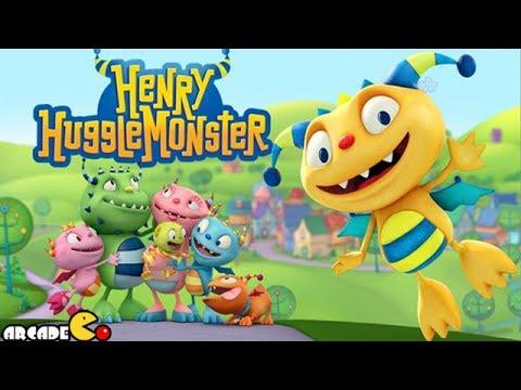 Henry HuggleMonster - Henry's Roarsome Rescue Full Episode Game - Disney Junior Game
