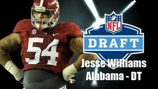 Jesse Williams 2013 NFL Draft Profile