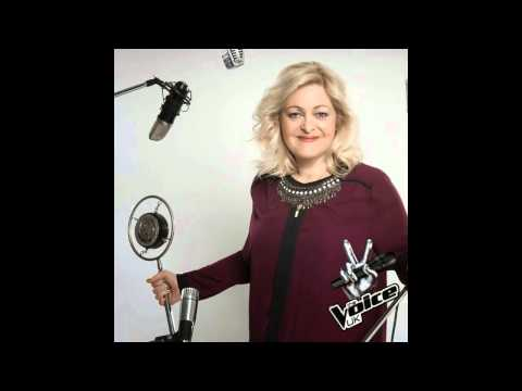 Sally Barker - 'Dear Darlin' (Studio Version) - The Voice UK 2014