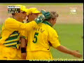 AUSTRALIA vs SOUTH AFRICA, 1999 WC SUPER SIX MATCH RSA INN