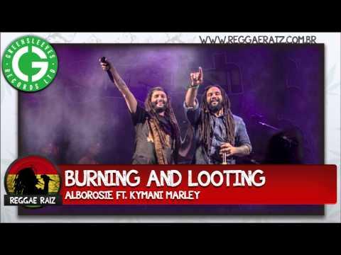Alborosie feat. Ky-Mani Marley - Burning and Looting ...