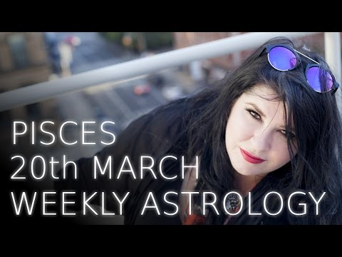 Pisces Weekly Astrology Forecast 20th March 2017 1