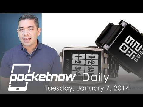 New Samsung tablets, Pebble Steel, US Sony Xperias & more CES - Pocketnow Daily