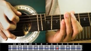 Alipin - Shamrock SOLO/Lead Guitar Tutorial view on youtube.com tube online.