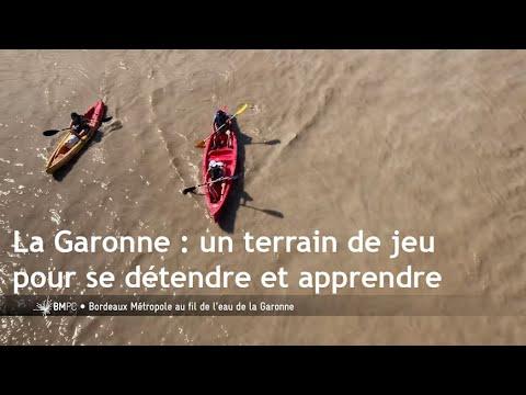 Idées loisir et découverte autour de la Garonne