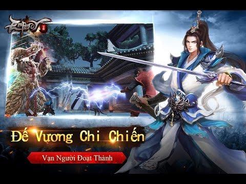 Game Mobile Hoàng Đồ - Tam Quốc Võ Lâm