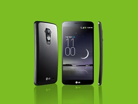 Curvy LG G Flex Begins International Rollout Upcoming Week