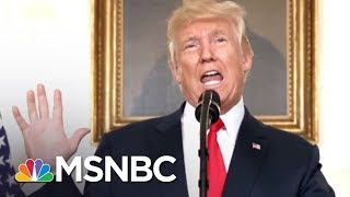 As President, Donald Trump Pokes And Prods At Scab Of Race   Morning Joe   MSNBC