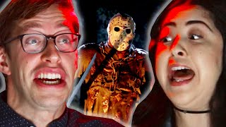 Scared People Play Friday The 13th: The Game