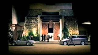 Mitsubishi Grandis Commercial 2004 German TV