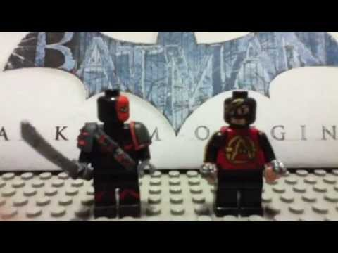 Lego Deathstroke Vs Deadpool
