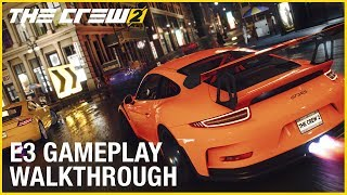 The Crew 2 - Motorsports Gameplay