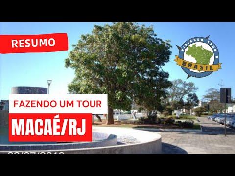 Viajando Todo o Brasil - Macaé/RJ
