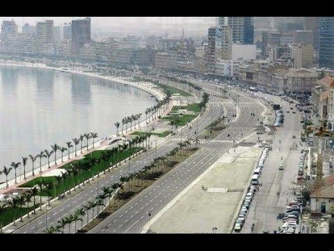 Luanda, Angola 2014 {HD}