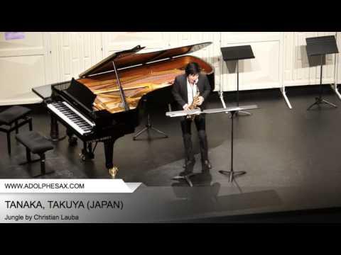 Dinant 2014 - TANAKA, Takuya (Jungle by Christian Lambua)
