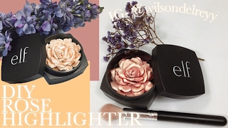 D.I.Y - Rose Highlighter | wilsondelrey