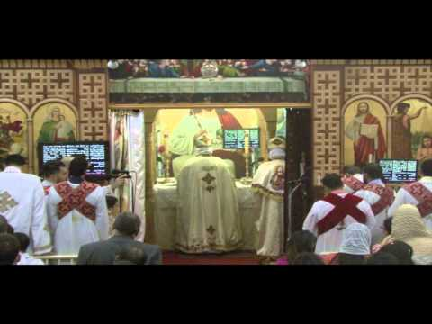 Feast of The Resurrection Liturgy (English) - Fr. Anthony Basily & Fr. Thomas Nashed - 4/19/2014
