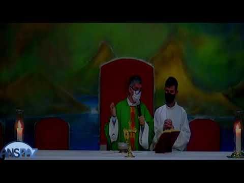 Santa Missa | 17.07.2021 | Sábado | Padre Robson Antônio | ANSPAZ
