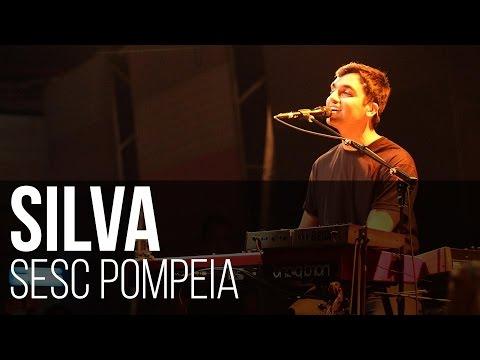 SILVA - A Visita ao vivo do SESC Pompéia