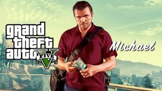 Grand Theft Auto V Michael Trailer