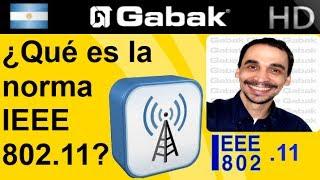 ¿Qué es la norma IEEE 802.11?
