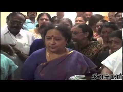 Jayanthi Natarajan resigns from Cabinet - changes to prep for 2014 polls - Dinamalar Dec 21st News