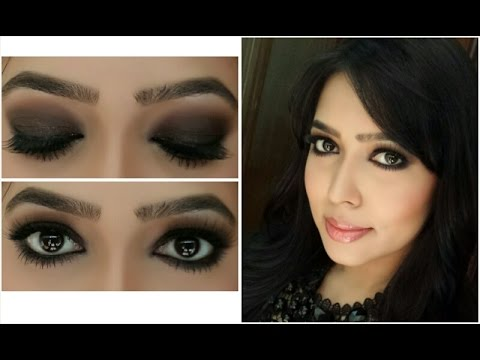Eid Makeup- Night Time- Smokey eye