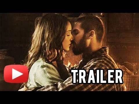 Shahid Kapoor's Haider Trailer Out!!