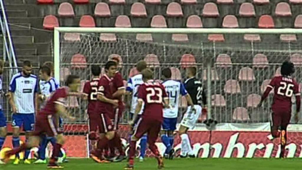 SC Znojmo 0-2 Sparta Praha
