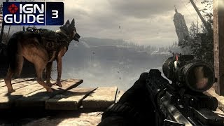 Call Of Duty: Ghosts PS4 Walkthrough No Mans Land (Part