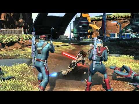 SWTOR на E3 - громкие анонсы, трейлеры и скриншоты!