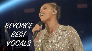 Beyonce's INCREDIBLE LIVE VOCALS | 2016 Formation Tour