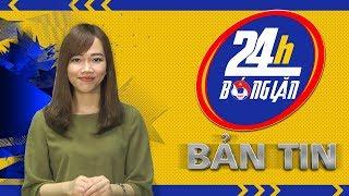 24h BÓNG LĂN SỐ 10 | Hà Nội độc chiếm ngôi đầu BXH NutiCafe V.League 2018 | VFF Channel