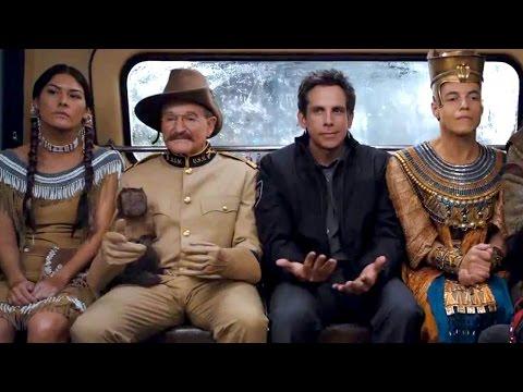 NIGHT AT THE MUSEUM 3 Trailer (Ben Stiller - 2014)